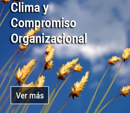 Clima y Compromiso Organizacional