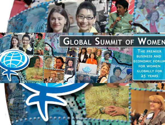 PRESIDENTA DE TARGET DDI Y SU PARTICIPACIÓN EN EL GLOBAL SUMMIT OF WOMEN 2015