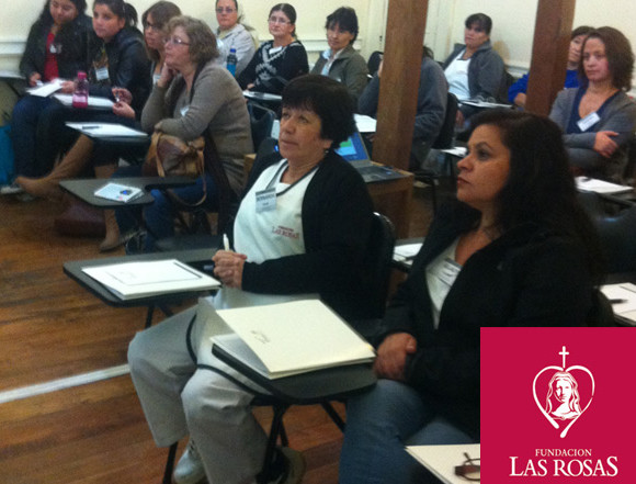 Lanzamiento Programa TCI Fundación Las Rosas