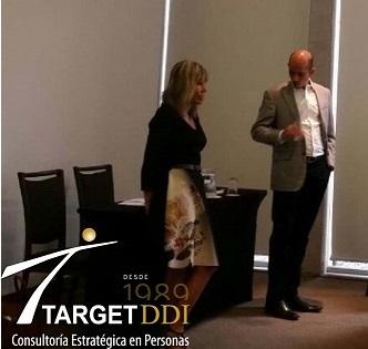 """La Presidenta de Target DDI, Angela Ossa expone en Lima                  """"¿Las emociones manejan las Empresas?"""""""