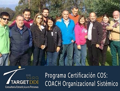 Target DDI inicia Programa de Certificación de Coach Organizacional Sistémico 2016