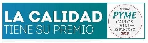 Target DDI dentro de las 10 empresas finalistas del Premio PYME Carlos Vial Espantoso 2016