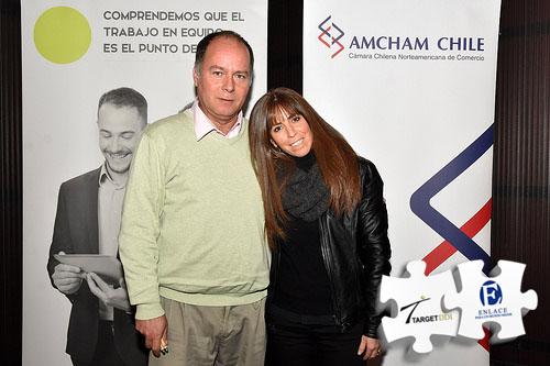 """TARGET-DDI, Finalista del Premio """"Buen Ciudadano Empresarial"""" de AmCham Chile"""