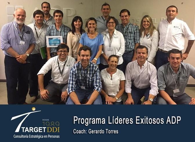 TARGET-DDI junto a susocio Management Consulting Group,realizan Programa Líderes Exitosos para Gestores ADP en Uruguay
