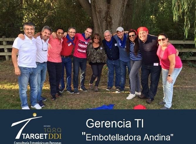 Jornada de Equipos – Gerencia TI Embotelladora Andina