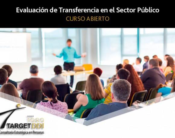 Curso Gratuito: Evaluación de Transferencia en el Sector Público