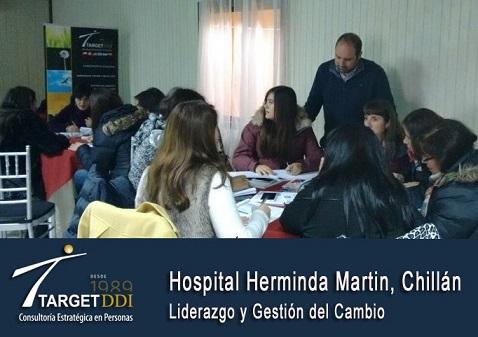 Hospital de Chillán – Jornada de Liderazgo y Gestión del Cambio