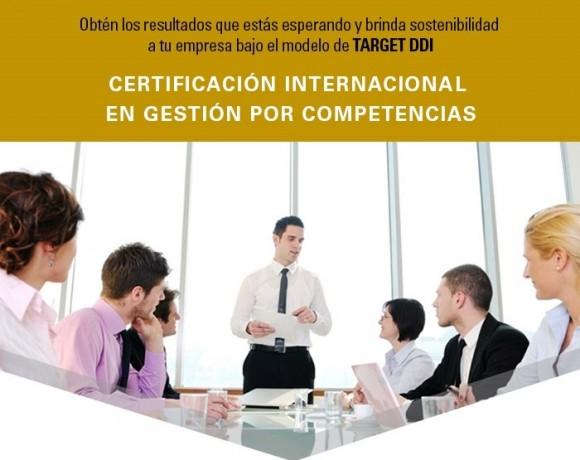 Certificación Internacional en Gestión por Competencias – PERU