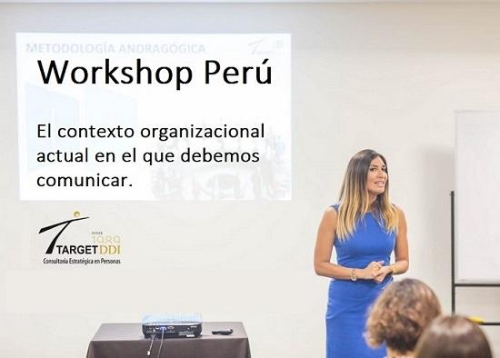 Workshop Perú – Comunicación y Liderazgo en un Mundo VUCA