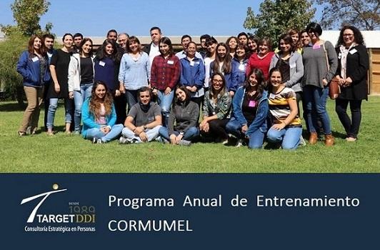 Programa de entrenamiento Anual – Corporación Municipal de Melipilla (CORMUMEL)