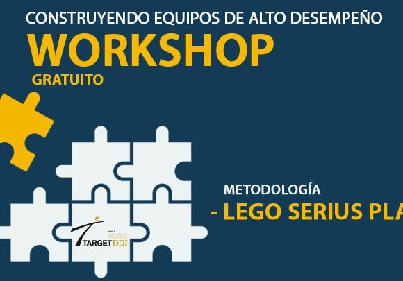 WORKSHOP GRATUITO – CONSTRUYENDO EQUIPOS DE ALTO IMPACTO – JUNIO 2018