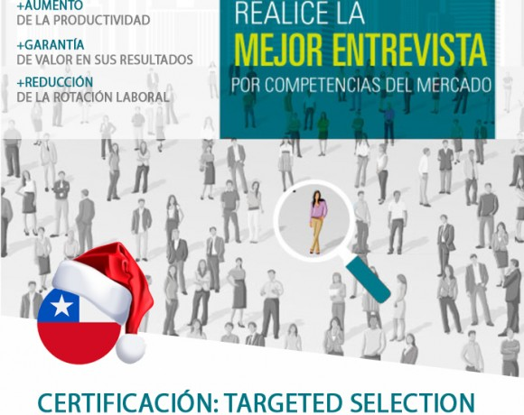 CERTIFICACIÓN: TARGETED SELECTION – CHILE