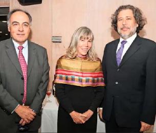 Ángela Ossa participa de la XVII Reunión SOFOFA